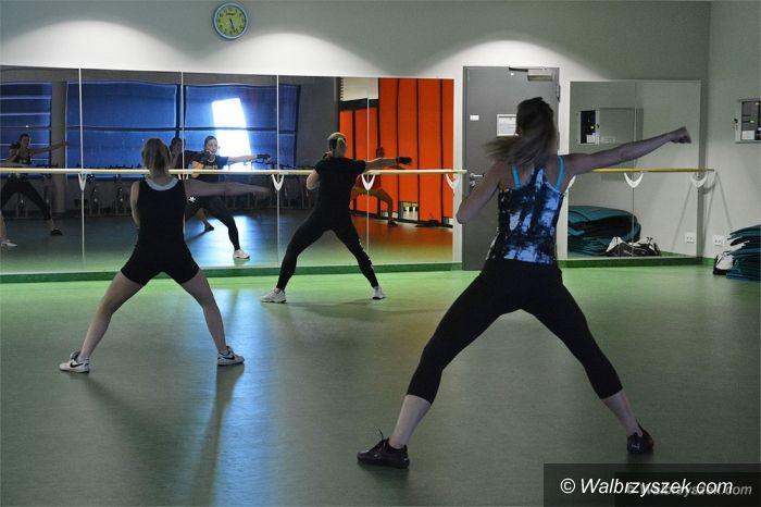 Wałbrzych: Fit boxing w Aqua Zdroju