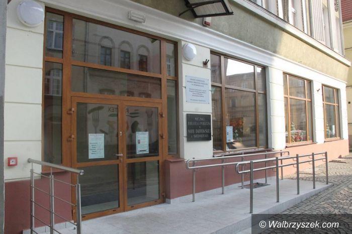Region: Świebodzice: Miejska Biblioteka Publiczna po remoncie