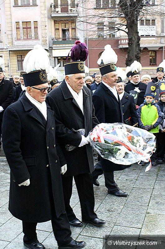 Wałbrzych: Wałbrzyskie obchody Dnia Górnika