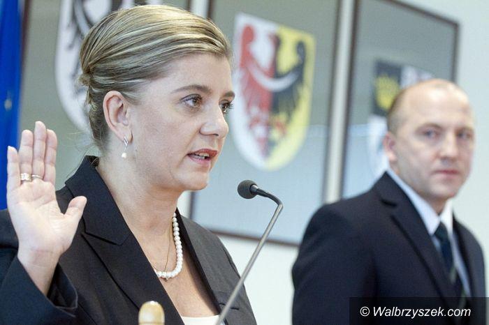 Region: Nowa prezydent Świdnicy złożyła ślubowanie