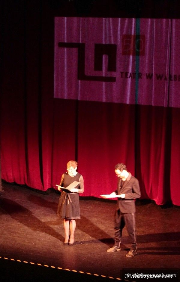 Wałbrzych: Wieczór Jubileuszowy Teatru Dramatycznego