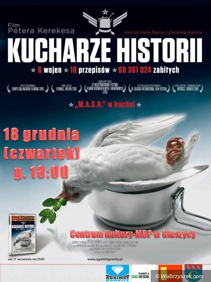 REGION, Głuszyca: Kino historyczne w Głuszycy