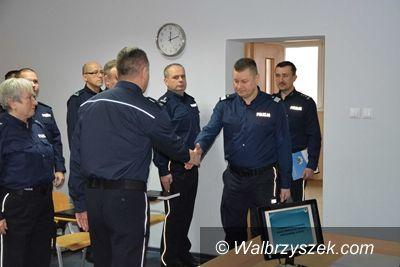 Wałbrzych: Odprawa służbowa garnizonu wałbrzyskiego