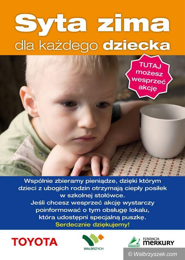 Wałbrzych: Syta zima dla wałbrzyskich dzieci