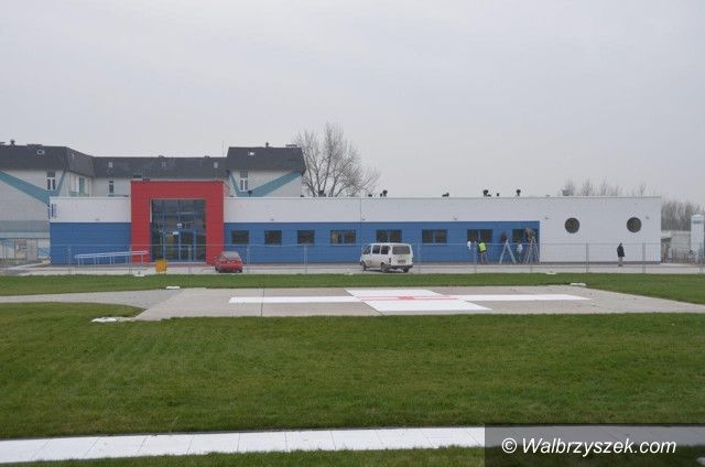 Świdnica: Świdnica: Pogotowie Ratunkowe w Świdnicy – ul. Leśna 31