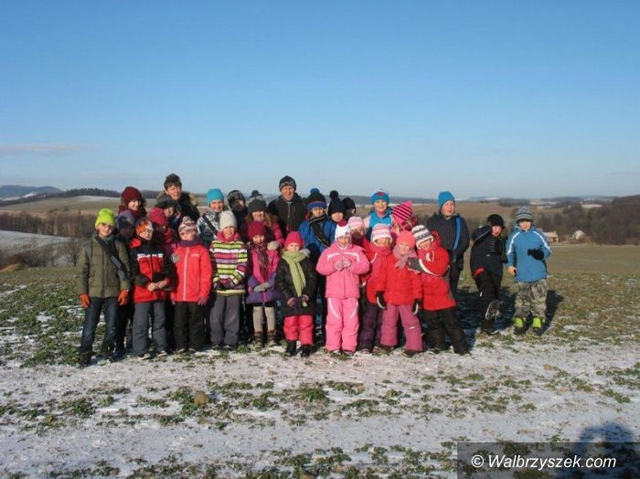 Wałbrzych: Zakończenie ferii w OSK