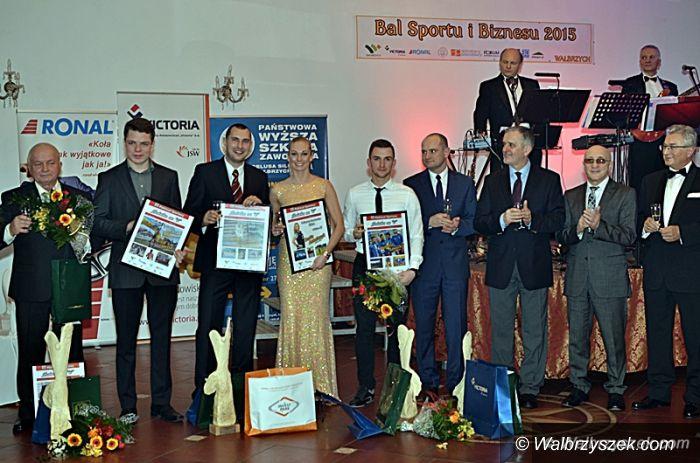 Wałbrzych: Bal Sportu i Biznesu 2015