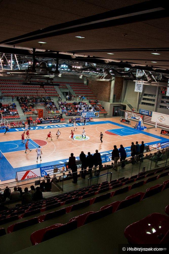 Wałbrzych: II liga koszykówki: Udany rewanż z Drogbrukiem