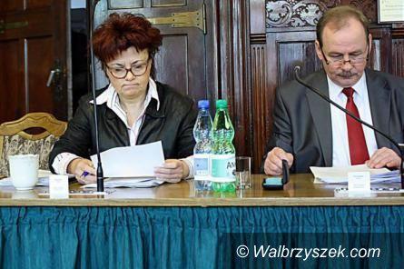Wałbrzych: Samorządowcy wracają do pracy