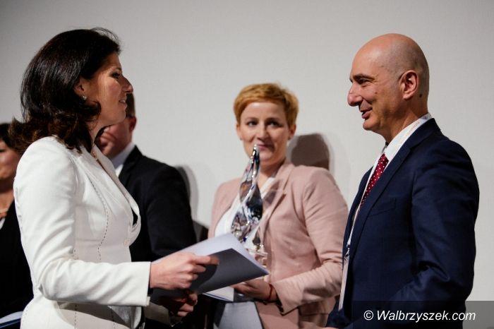Wałbrzych: Toyota nagrodzona za wsparcie szkół zawodowych