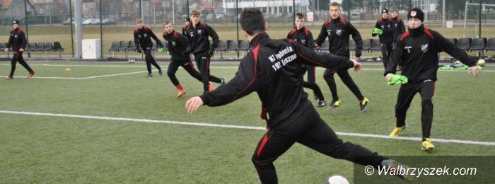 Wałbrzych: Polonia przygotowuje się do sezonu