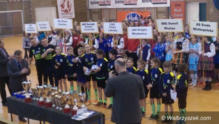 Boguszów-Gorce: Sukces piłkarek Szczytu