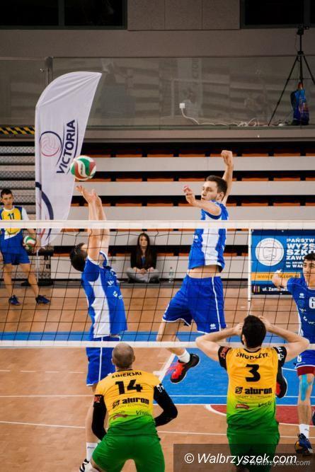 Szczecin: I liga siatkówki: Z Espadonem ciężki bój