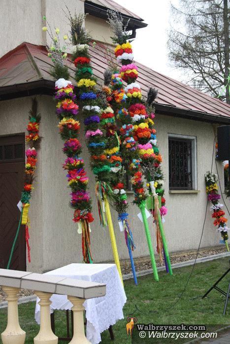 Kraj: Dzisiaj Niedziela Palmowa