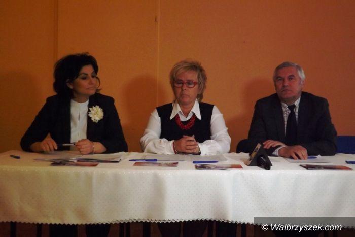 Wałbrzych: Parlamentarzyści z PO podsumowali kadencję Bronisława Komorowskiego