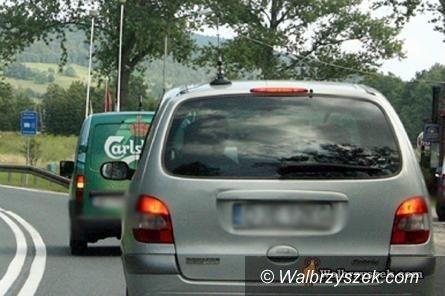 powiat wałbrzyski: Utrudnienia na drogach powiatowych