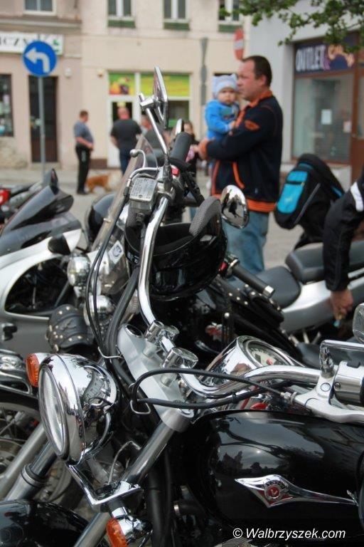 Świebodzice: Tłumy na Zlocie Motocykli w Świebodzicach