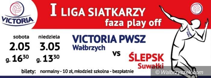Wałbrzych: I liga siatkówki: Stal Nysa czeka na rywala w finale