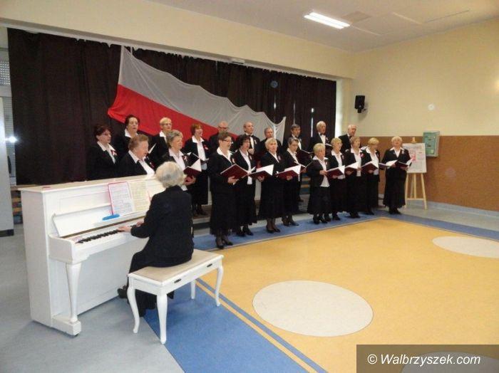 Wałbrzych: Koncert chóru Cantus w OSK