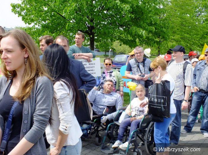 Region: Marsz Godności w Świdnicy