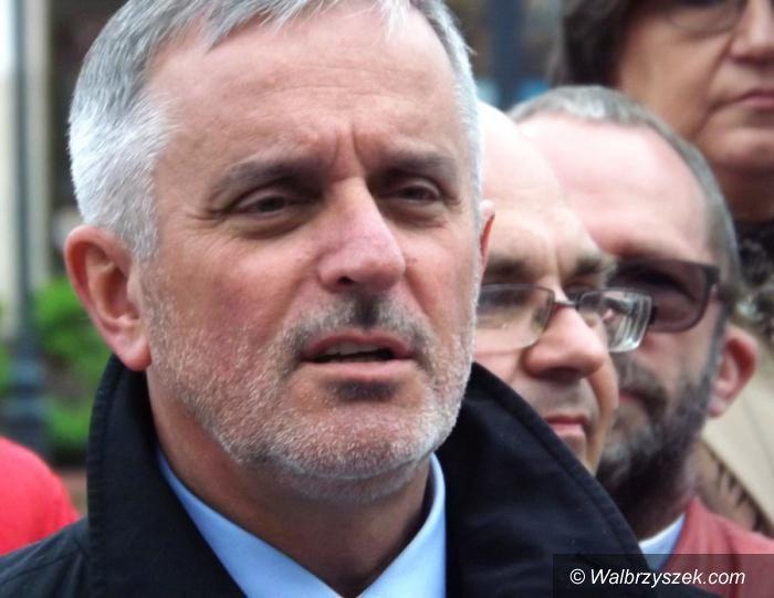 Wałbrzych: Prezydent mówił o miejskich spółkach