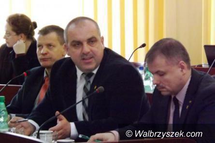 powiat wałbrzyski: Powiatowa sesja już jutro
