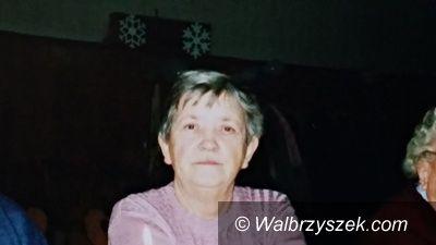 Wałbrzych: Zaginęła 78–letnia mieszkanka Wałbrzycha