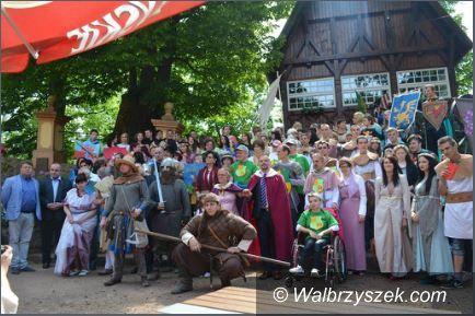 Region: Potyczki z Narnią, czyli VIII Turniej Rycerski na Zamku Grodno