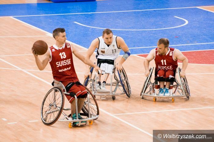 Wałbrzych: Turniej koszykówki na wózkach