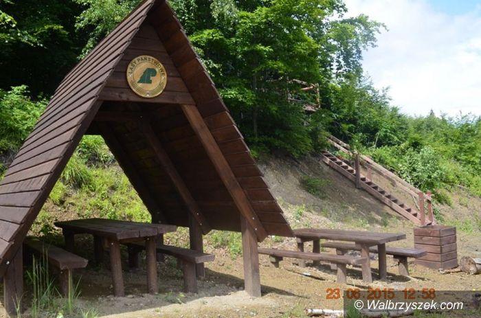 Region: Platforma z widokiem na Jezioro Bystrzyckie