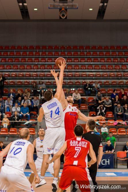 Wałbrzych: Zmiany personalne w koszykarskim Górniku