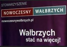 Wałbrzych: Stowarzyszenie Nowoczesny Wałbrzych zwraca się do prezydenta Szełemeja