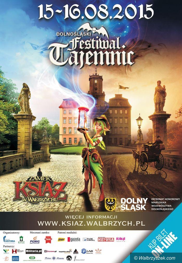 Wałbrzych: III Dolnośląski Festiwal Tajemnic