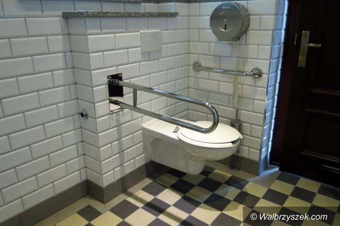 Wałbrzych: Przy Piłsudskiego powstanie toaleta publiczna