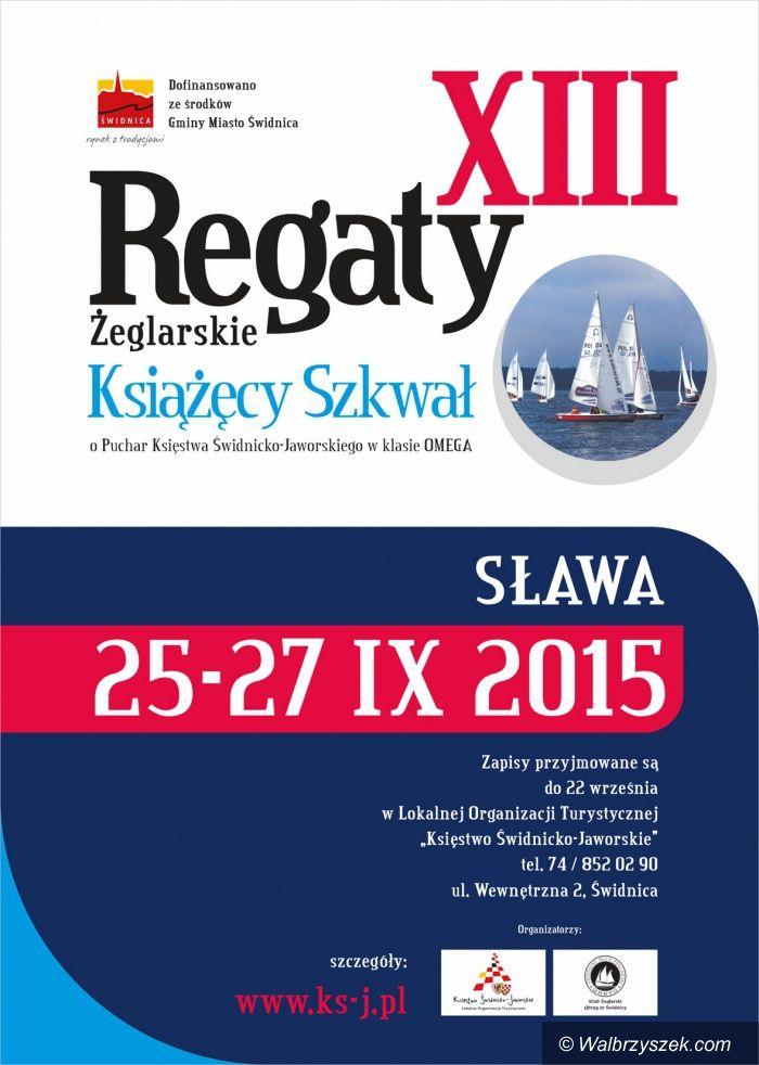 """Region: XIII Regaty """"Książęcy Szkwał 2015"""""""
