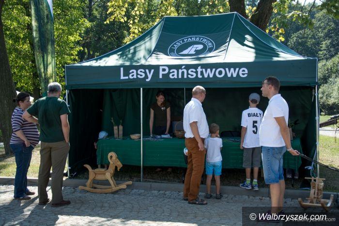 Szczawno-Zdrój: Drugi dzień obchodów I Spotkania Miłośników Łowiectwa i Jeździectwa