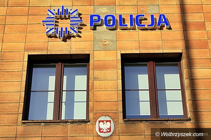 Wałbrzych: Nieletni sprawca napadów w rękach wałbrzyskich policjantów