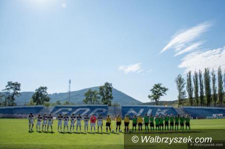 Kraj: Ekstraliga piłki nożnej kobiet: Remis był na wyciagnięcie ręki