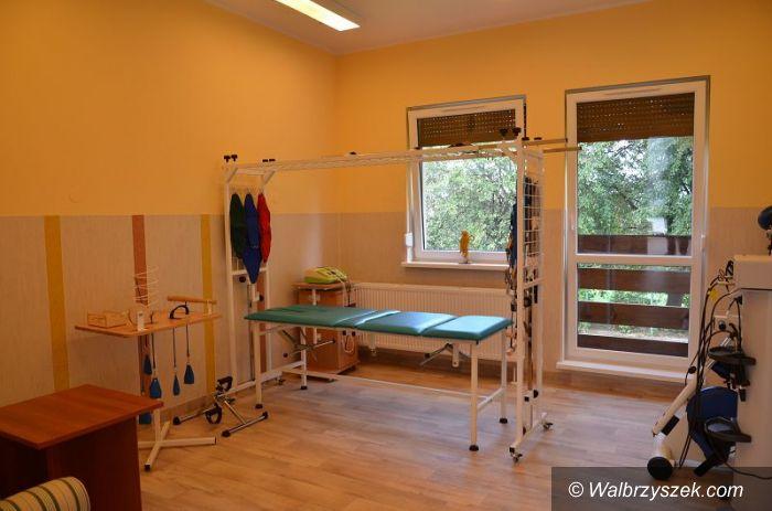 Wałbrzych: Nowa część Hospicjum już otwarta