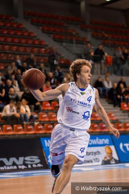Wałbrzych: Wygrana koszykarzy z Otmuchowem