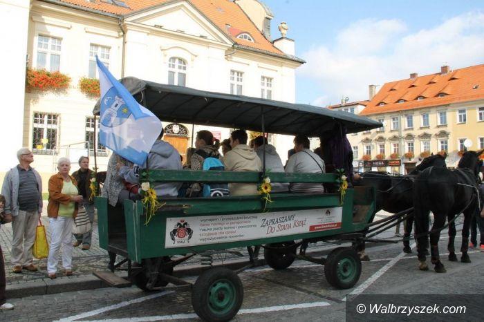Świebodzice: Świebodzice: Mieszkańcy polubili tramwaj
