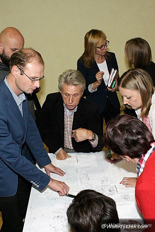 Wałbrzych: Kolejne spotkanie w sprawie rewitalizacji Śródmieścia