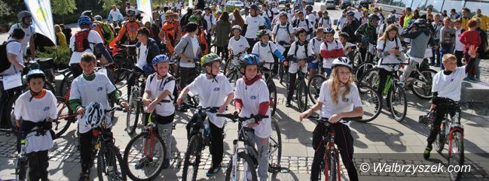 Wałbrzych: Europejski Dzień bez Samochodu  w Centrum Aqua Zdrój