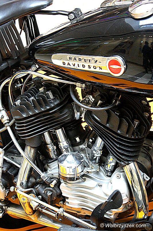 Wałbrzych: Harley–Davidson Show