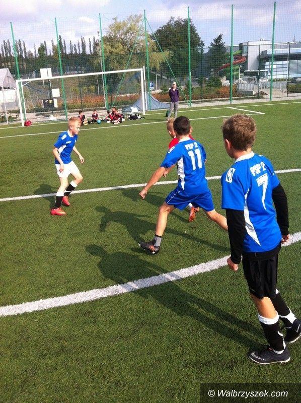 Wałbrzych: Eliminacje futbolowe dla podstawówek