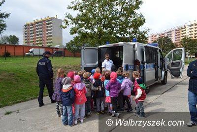 Wałbrzych: Bezpieczna droga do szkoły 2015