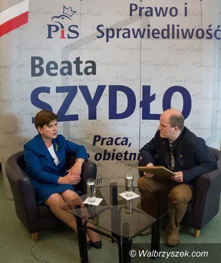 Region: Beata Szydło dla Jelonki.com