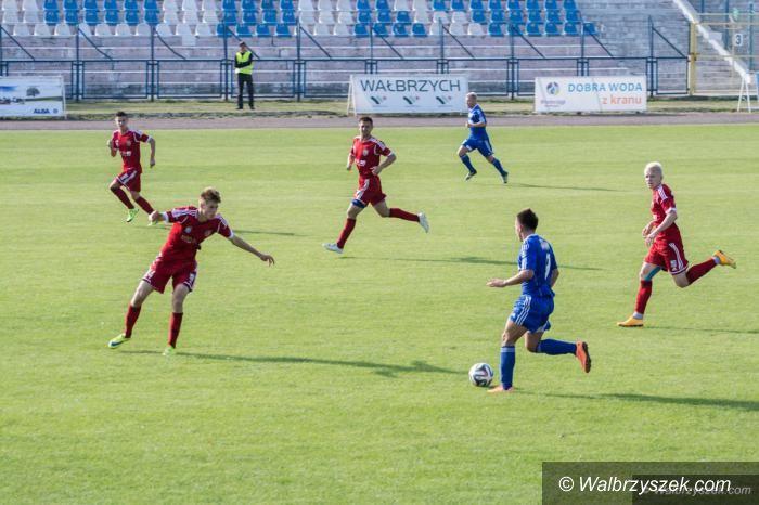 REGION: III liga piłkarska: Trudny teren w Polkowicach do podbicia