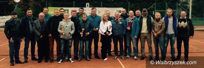 Szczawno Zdrój: Tenisiści zakończyli sezon