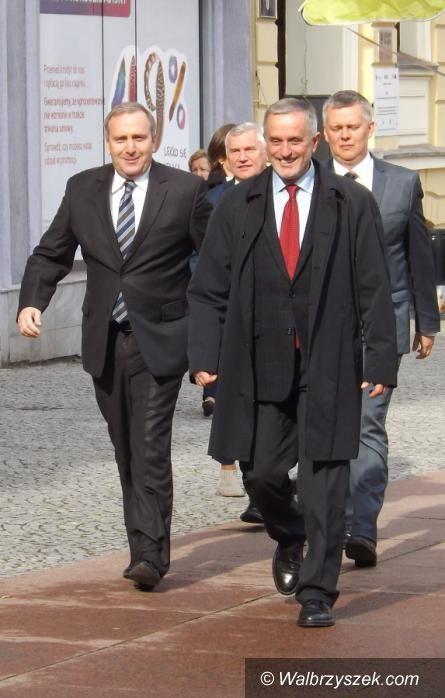 Wałbrzych: Platforma Obywatelska liczy na pięć mandatów